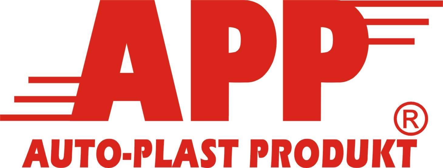 Logo APP krzywe