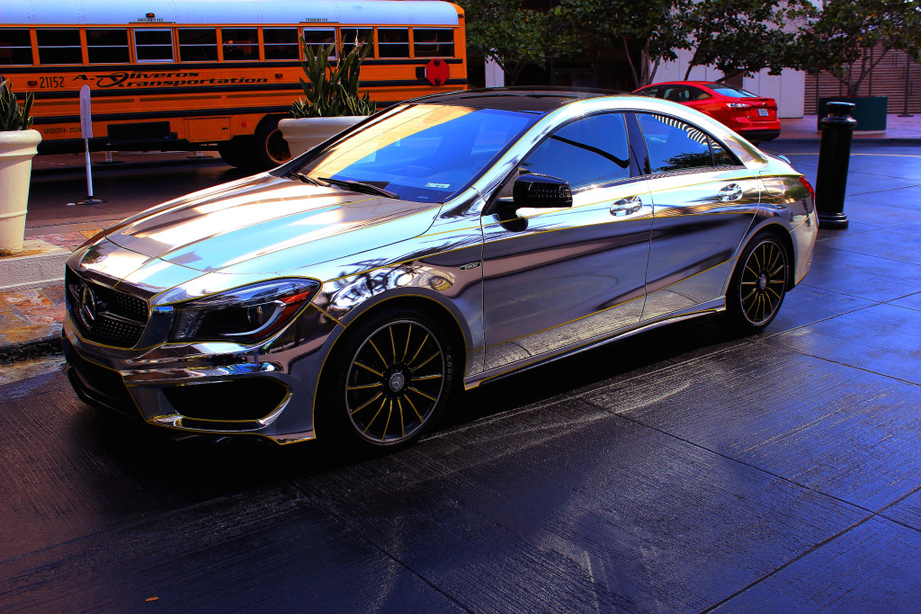 car-chrome-mercedes-polish